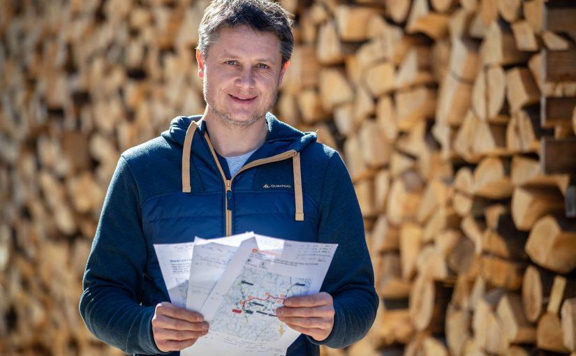 027 – Gašper Verbič in ogled WRCja ter snemanje TV reportaže