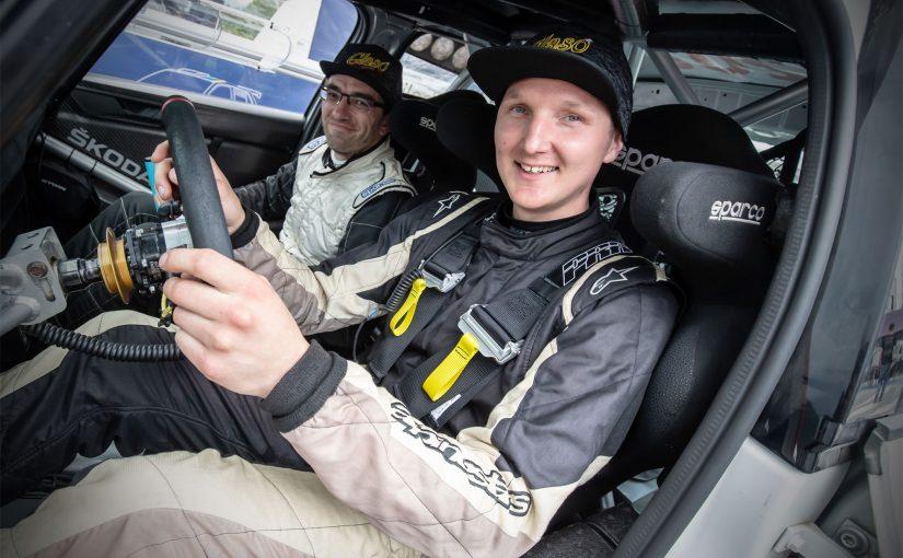 030 – Boštjan Avbelj in zmaga na prvem rallyju v karieri