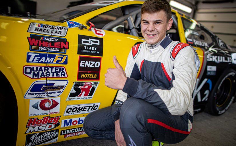 046 – Mark Škulj in NASCAR dirka na Grobniku