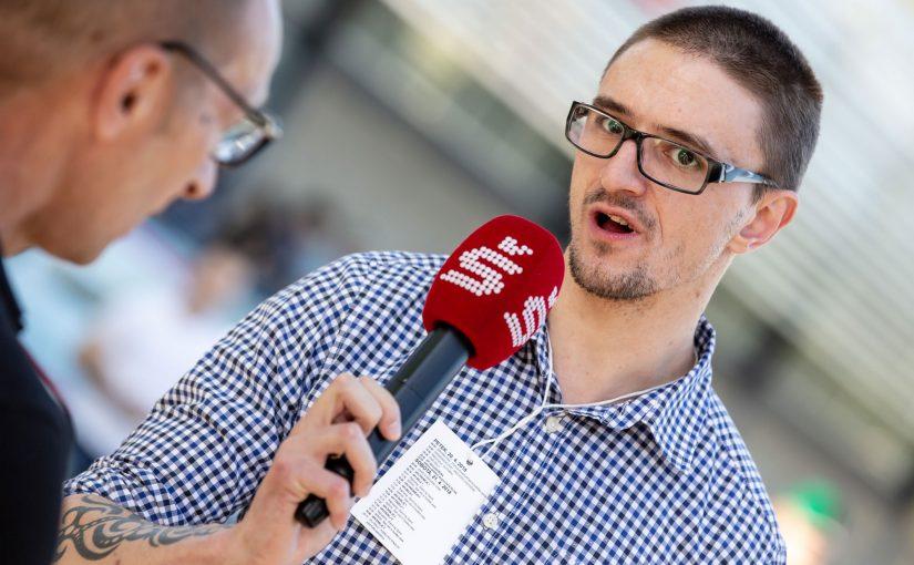 002 – Aljoša Novak in TV oddaja o rallyju